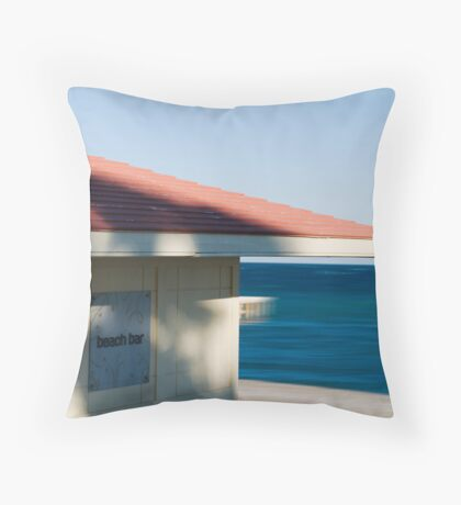 summer is just an imagination Throw Pillow