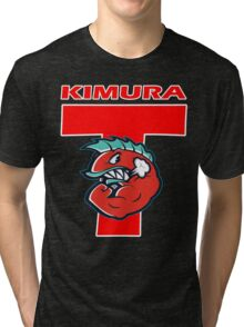Hajime No Ippo - Kimura Tri-blend T-Shirt