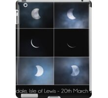 Eclipse 2015 iPad Case/Skin