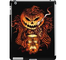Pumpkin King Lord O Lanterns iPad Case/Skin