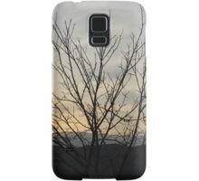 The bitter sunset Samsung Galaxy Case/Skin
