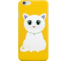 Only One White Kitty iPhone Case/Skin