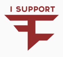 I Support FaZe by TheOnlyPush