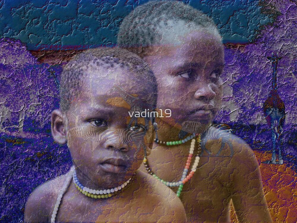 Children of Africa by vadim19