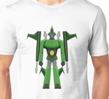 WARRIOR ROBOT Unisex T-Shirt