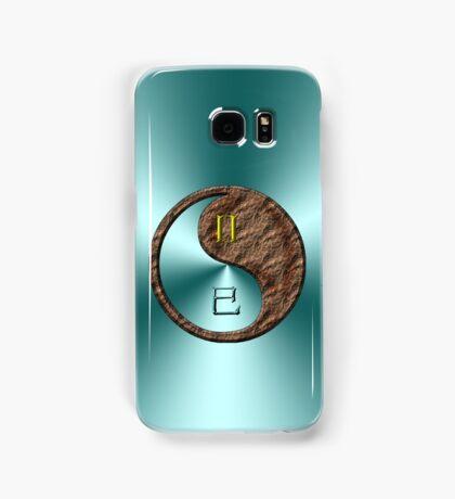 Gemini & Snake Yin Earth Samsung Galaxy Case/Skin
