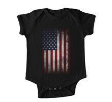 Old Glory One Piece - Short Sleeve