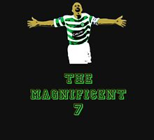 Henrik Larsson Pop Art Tshirt (Celtic) Unisex T-Shirt