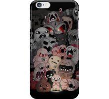Binding of isaac fan art iPhone Case/Skin