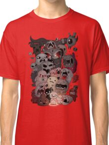 Binding of isaac fan art Classic T-Shirt
