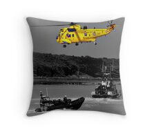 Emergency Which Service Throw Pillow
