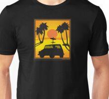 VW 181 Thing Kuebelwagen Trekker Acapulco Sunset Unisex T-Shirt