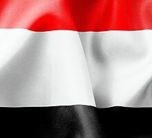 Yemen Flag by MarkUK97