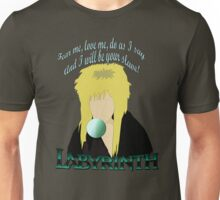 I will be your slave! Unisex T-Shirt