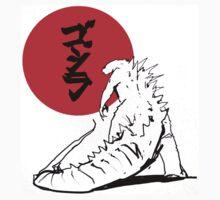 Gojira by SushiKittehs