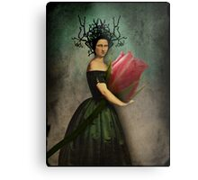 Mona's rose Metal Print