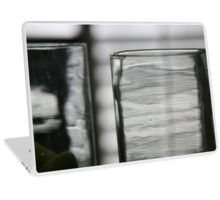 Studies in Glass ...shades of grey .. Laptop Skin