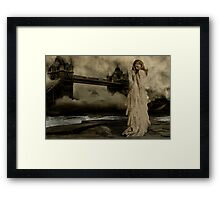 Dreaming In The Darkness Framed Print