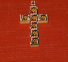 kiltic cross by tom burke