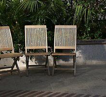 Empty Chairs by d-faith-k