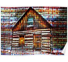 Homestead Quilt   Poster