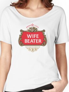 Wife Beater Women's Relaxed Fit T-Shirt