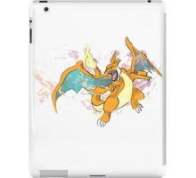Pokemon Mega Charizard iPad Case/Skin