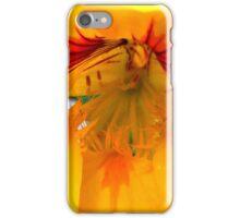 Nasturtium iPhone Case/Skin