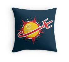 Great Shot, Kid! Throw Pillow