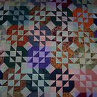 Morgan's quilt by Darlene Virgin
