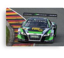 Audi R8 LMS Ultra Canvas Print