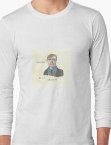 Alan Bennett - Bob Art Models Long Sleeve T-Shirt