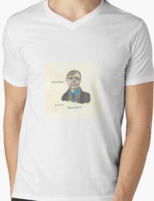 Alan Bennett - Bob Art Models Mens V-Neck T-Shirt