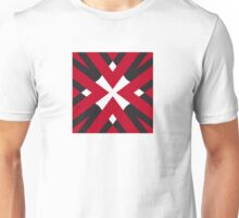Red Flashes Unisex T-Shirt
