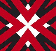 Red Flashes by BorisBurakov