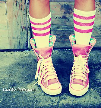 sneakers-n-socks by lisabella