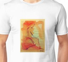 Sitting Man Unisex T-Shirt