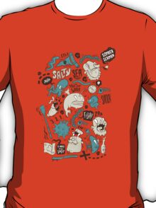 Salty Sea T-Shirt