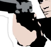 James Bond Pop Art Style Sticker