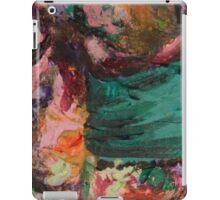 Acrylic Magenta and Teal iPad Case/Skin