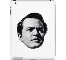Citizen Kane Head iPad Case/Skin