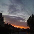 Sunset in London by malki21