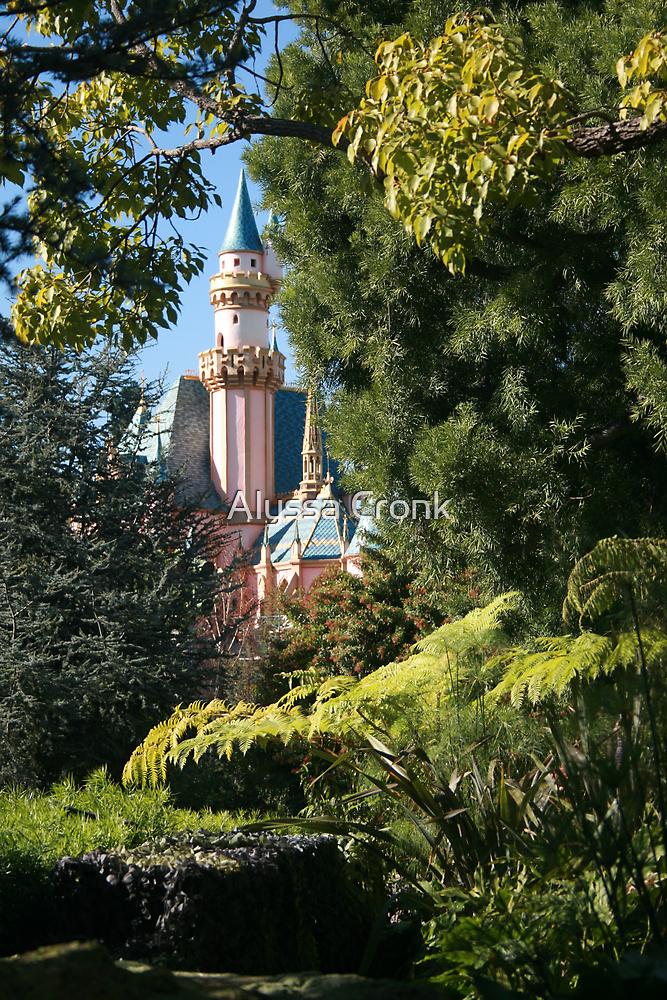 Fairytale Castle by Alyssa Passlow
