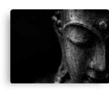 Buddha's Serenity Canvas Print