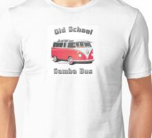 Old School Samba Bus Unisex T-Shirt