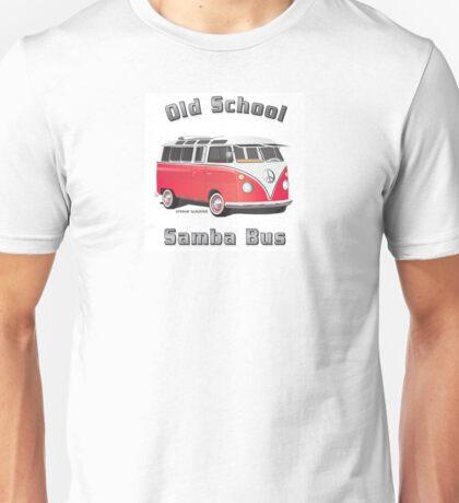 Old School Samba Bus Unisex T-Shirt