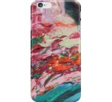 Acrylic Lime and Orange iPhone Case/Skin