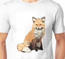 Painterly Fox Unisex T-Shirt