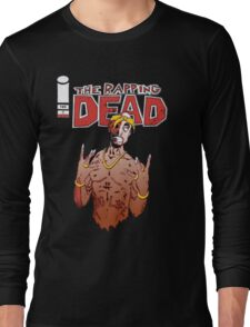 The Rapping DeaD - 2pac Long Sleeve T-Shirt