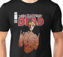The Rapping DeaD - 2pac Unisex T-Shirt